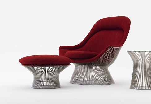 Warren Platner Platner Easy Chair