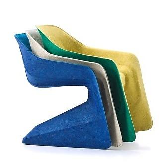 Werner Aisslinger Hemp Chair
