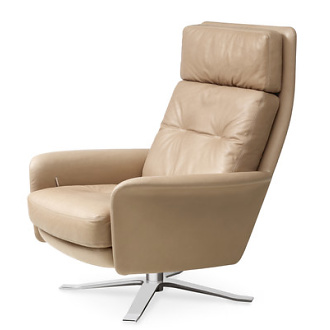 Werner Baumhakl Model 1550 Glen Armchair