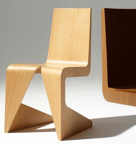 Wiel Arets LRC Chair
