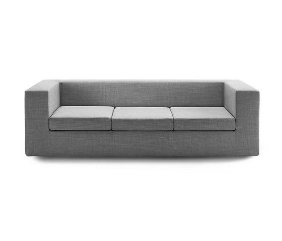 Willie Landels Throw-Away L 1151 Sofa
