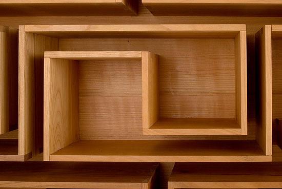 Woodloops Casa C.D. Shelf