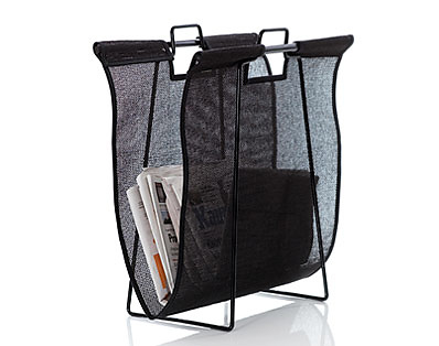 Woodnotes Newspaper Stand