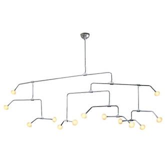 Xavier Lust Fireworks Lamp