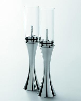 Zebulon Oil Lamp
