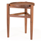 De La Espada Luna Tray Side Table