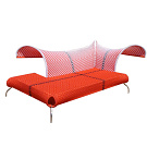 Dominique Petot Meridienne Sofa