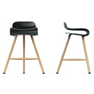 Harry&Camila BCN Stool Wood