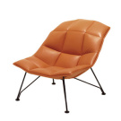 Jehs+Laub JL Lounge Chair and Ottoman