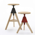 Konstantin Grcic Tom&amp;Jerry Stool