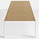Luciano Bertoncini Thin-k Wood Table