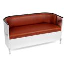 Mats Theselius Aluminium Sofa