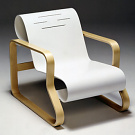 Alvar Aalto Armchair 41 Paimio