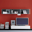 Antonio Citterio Cross Sideboards and Shelving