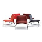 Biagio Cisotti and Sandra Laube Vela Lounge Chair