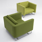 Busk+Hertzog Pacific Sofa and Armchair