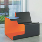 Catharina Lorenz and Steffen Kaz Aspetto Lounge Chair