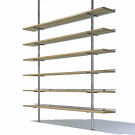 Egon Eiermann Eiermann Shelving