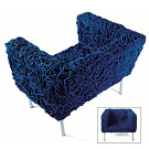 Fernando and Humberto Campana Azul Chair