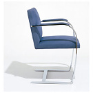 Mies van der Rohe Flat Bar Brno Chair