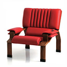 Joe Colombo Superleggera Armchair