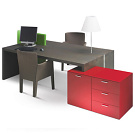 Karel Boonzaaijer and Dick Spierenburg MeMo Office Furniture