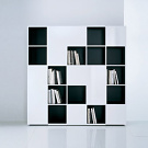 Lodovico Acerbis Blitz Shelving