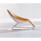 Mario Mazzer Spoon Easy Chair