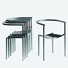 Philippe Starck Von Vogelsang Stacking Chair