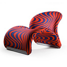 Pierre Paulin F 574 Le Chat Armchair