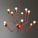 Seyhan Özdemir and Sefer Caglar Octopus Chandelier