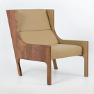 Seyhan &Ouml;zdemir and Sefer Caglar Berg&eacute;re Armchair