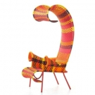 Tord Boontje Shadowy Chair Deckchair and Sunny Longer Sunbed