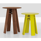 Nana Bambuch and Merit Frank Plank S M L Tables