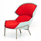 Patricia Urquiola Clarissa  Hood Armchair