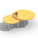 Piotr Woronkowicz Nesting Coffee Table