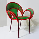 Sebastian Herkner M' Afrique Outdoor Chair