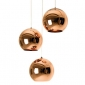 Tom Dixon Copper Shade Lamp